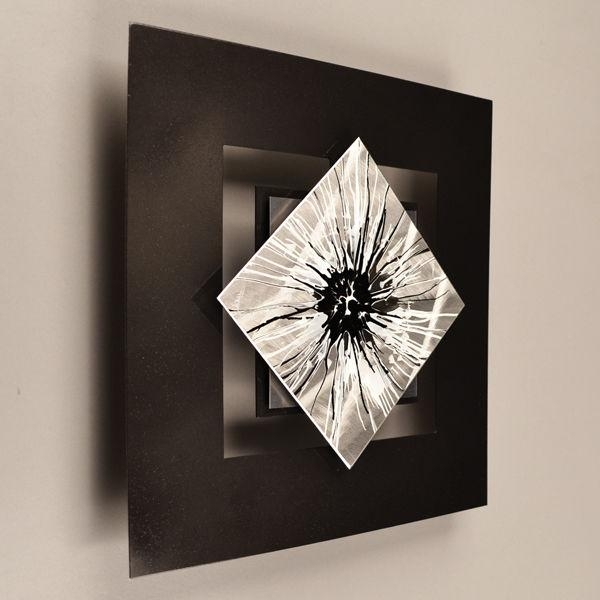 Abstract Metal Wall Art Art Galleries In Contemporary Metal Wall Within Contemporary Wall Art (Image 1 of 20)