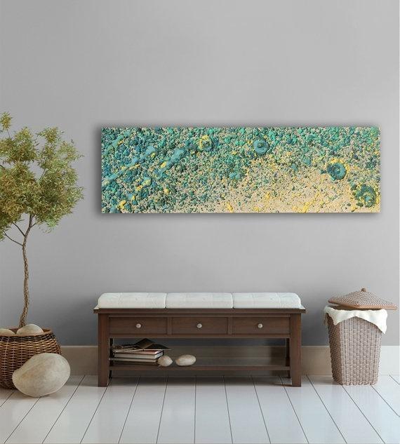 Abstract Wall Art (Image 4 of 20)