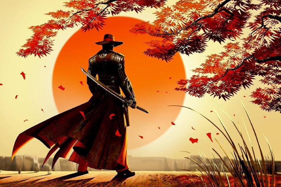Aliexpress : Buy 2016 Special Offer New Cuadros Wall Art Intended For Samurai Wall Art (Image 1 of 20)