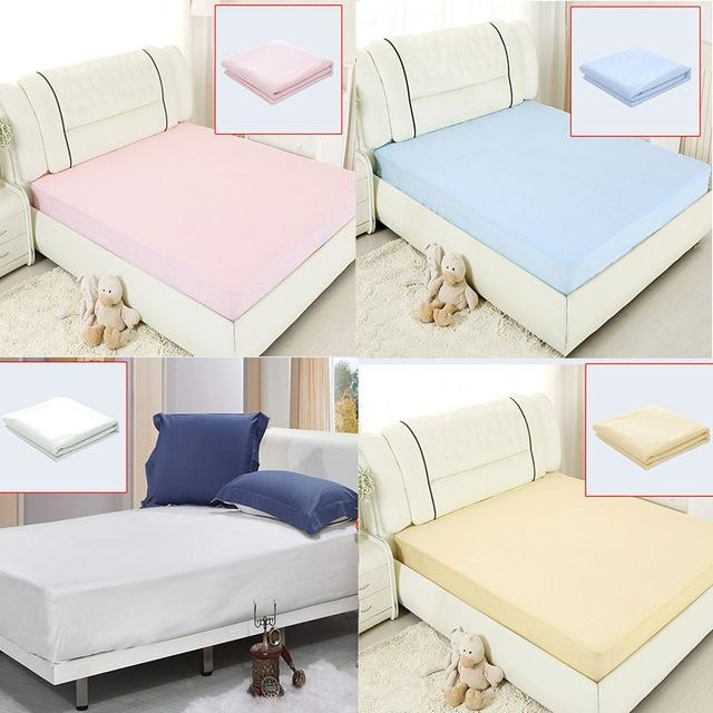 Aliexpress : Buy 2016 Waterproof Bed Sheets Changing Mat For Sheets For Sofa Beds Mattress (Image 4 of 20)