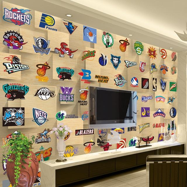 Featured Image of Nba Wall Murals