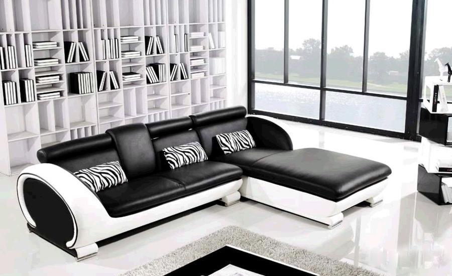 Aliexpress : Buy Modern Sofa Design Small L Shaped Sofa Set Throughout Small L Shaped Sofas (Image 1 of 20)