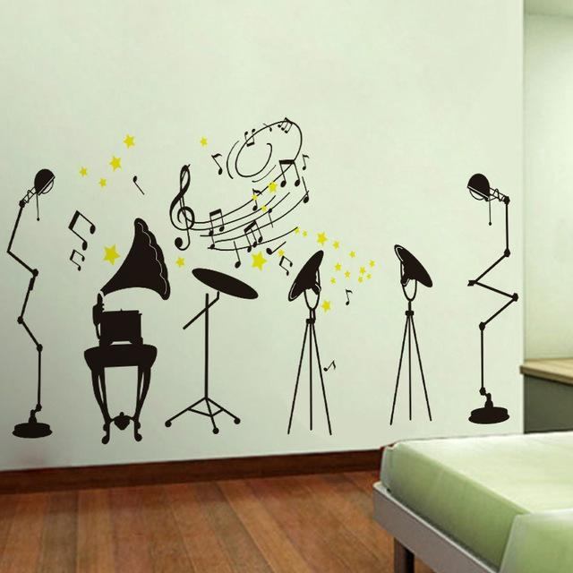 Featured Image of Music Theme Wall Art