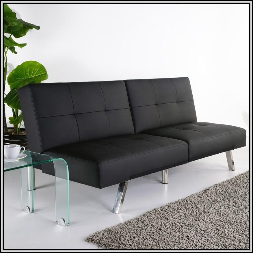 Amazing Faux Leather Sleeper Sofa Perfect Living Room Furniture With Faux Leather Sleeper Sofas (View 17 of 20)