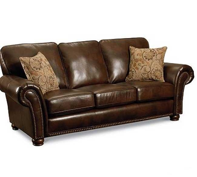 Featured Image of Faux Leather Sleeper Sofas