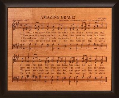 Amazing Grace Wall Art – Christianbook With Regard To Grace Wall Art (View 11 of 20)