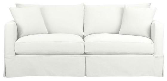 Amazing Of White Sofa Sleeper With Living Room Best Living Room Regarding Slipcovers For Sleeper Sofas (Image 1 of 20)