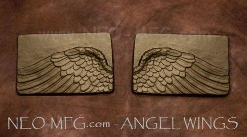 Angel Wings Wall Art Sculpture Plaque Home Statue Bronz For Sale Intended For Angel Wings Sculpture Plaque Wall Art (View 4 of 20)