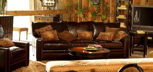 Arhaus Furniture ~ Home & Interior Design Inside Arhaus Leather Sofas (Image 12 of 20)