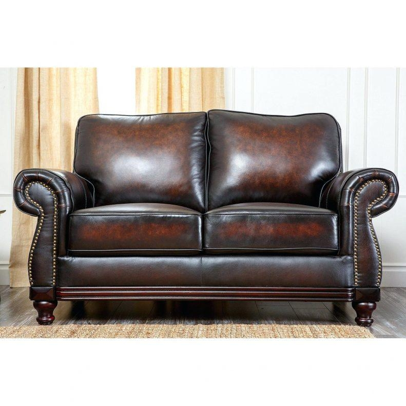 Arhaus Leather Sofa Abbyson Barclay 4 Piece Hand Rubbed Set Brown Within Arhaus Leather Sofas (Image 13 of 20)