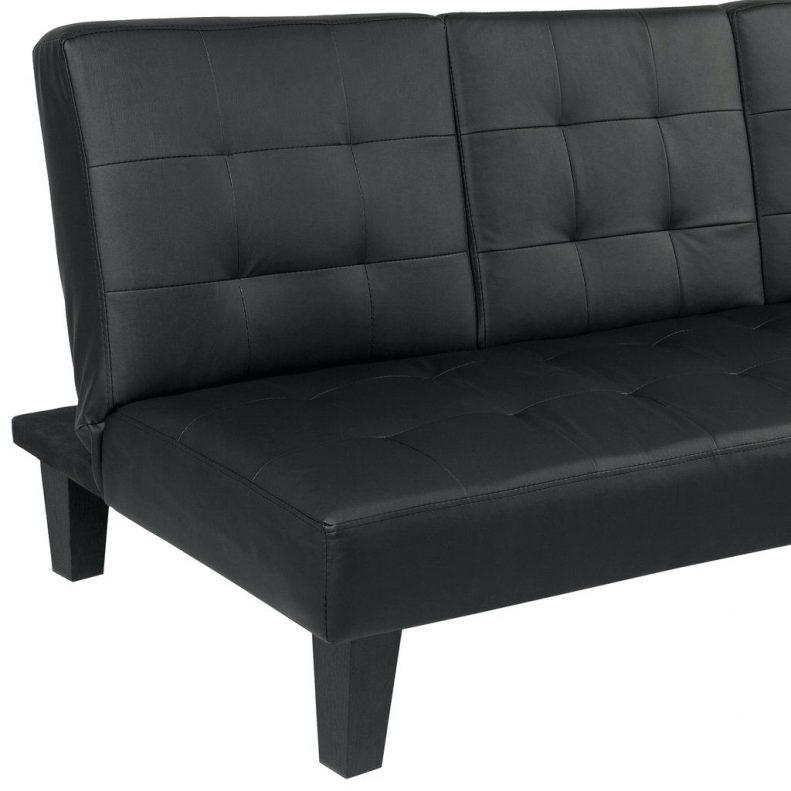 Arhaus Leather Sofa Faux Futon Bed Fold Up Couch Recliner Lounger For Arhaus Leather Sofas (Image 14 of 20)