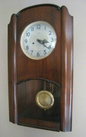Art Deco Wall Clock – Foter Intended For Art Deco Wall Clocks (Image 5 of 20)