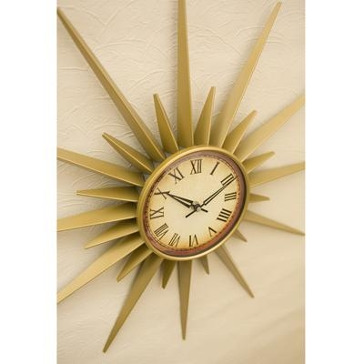Art Deco Wall Clock | Roselawnlutheran Pertaining To Art Deco Wall Clocks (Image 6 of 20)