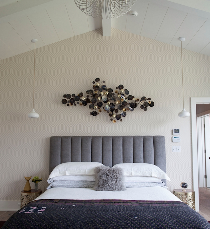 Art Sculpture Over Bed Design Ideas Regarding Over The Bed Wall Art (Image 3 of 20)