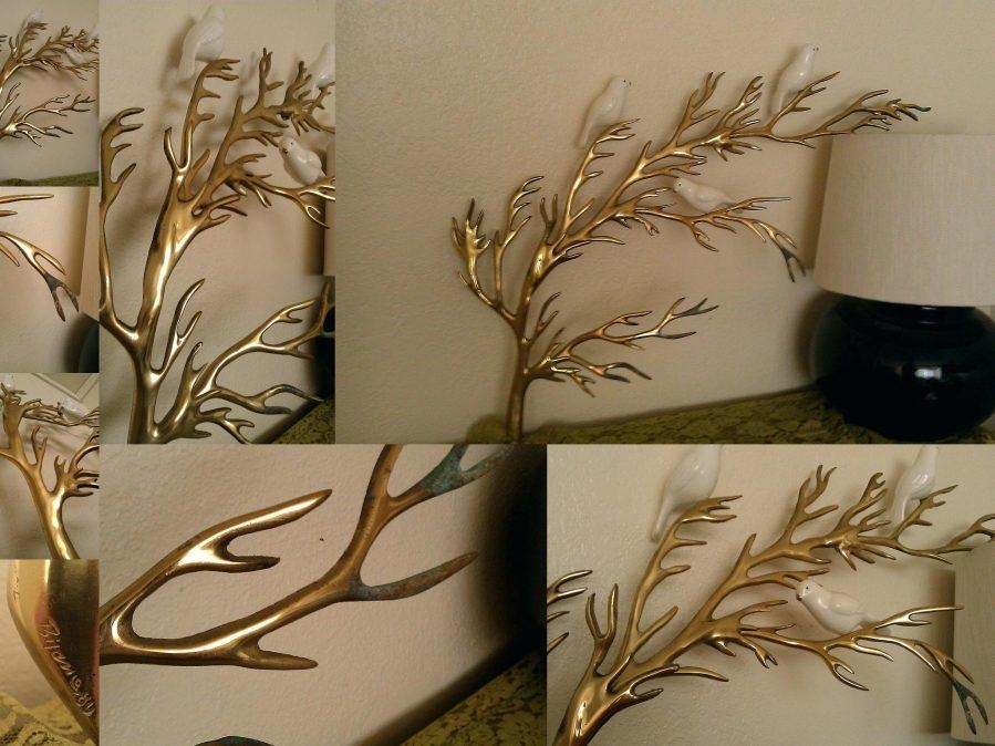 Articles With Metal Tree Wall Art Sculpture Uk Tag: Metal Throughout Tree Sculpture Wall Art (Image 4 of 20)
