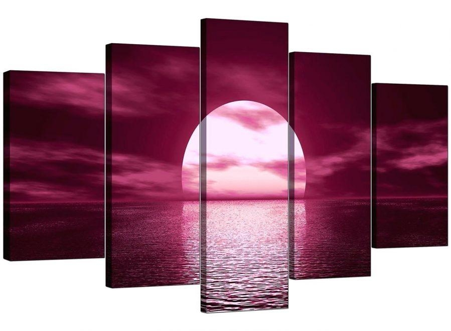Articles With Plum Purple Wall Art Tag: Plum Wall Art (Image 1 of 20)