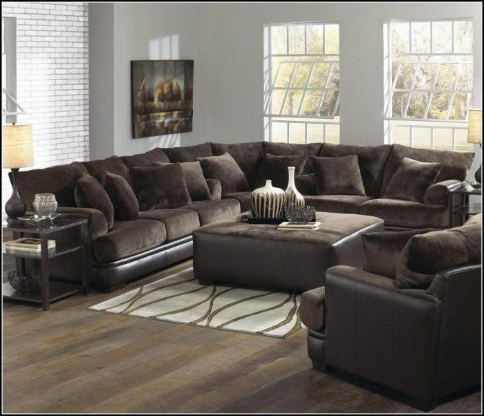 Ashley Furniture Faux Leather Sectional – Furniture : Home Throughout Ashley Faux Leather Sectional Sofas (Image 4 of 20)