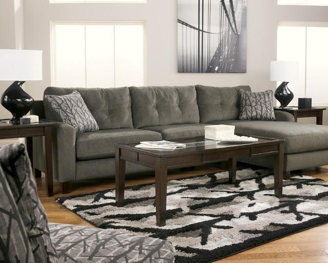 Featured Image of Ashley Furniture Leather Sectional Sofas