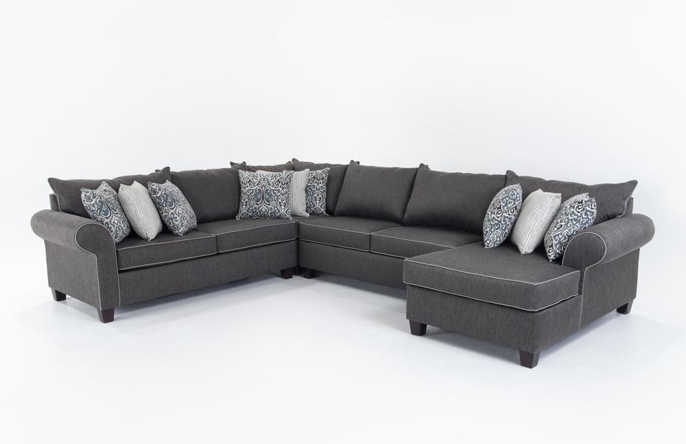 Ashton Sectional | Living Room Collections | Living Room | Bob's In Ashton Sofas (View 3 of 20)