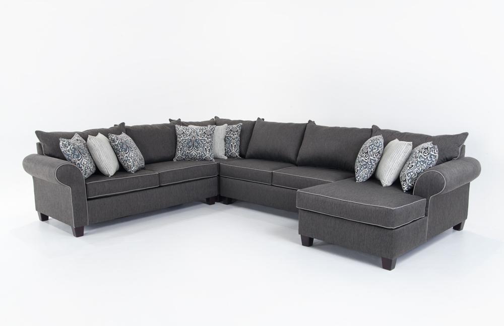 Ashton Sectional | Living Room Collections | Living Room | Bob's In Ashton Sofas (Image 10 of 20)