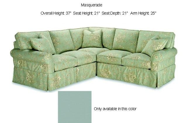 Astoria Sea Foam Green Sectional Sofa – Free Shipping Today Throughout Seafoam Green Couches (Image 3 of 20)
