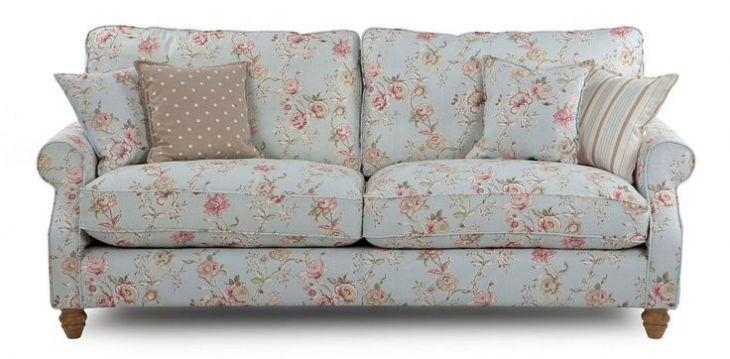 Incroyable Attractive Floral Sofas Floral Couch And Loveseat | Sandraregev Intended  For Floral Sofas (Image 4