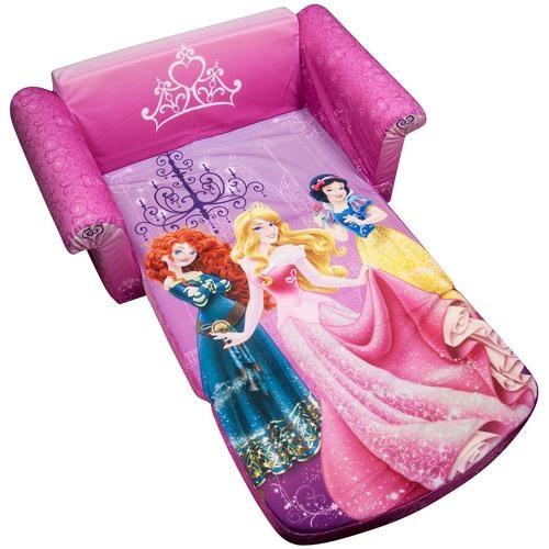 Auc Roadster | Rakuten Global Market: Disney Princess Children's Inside Flip Open Kids Sofas (Image 8 of 20)
