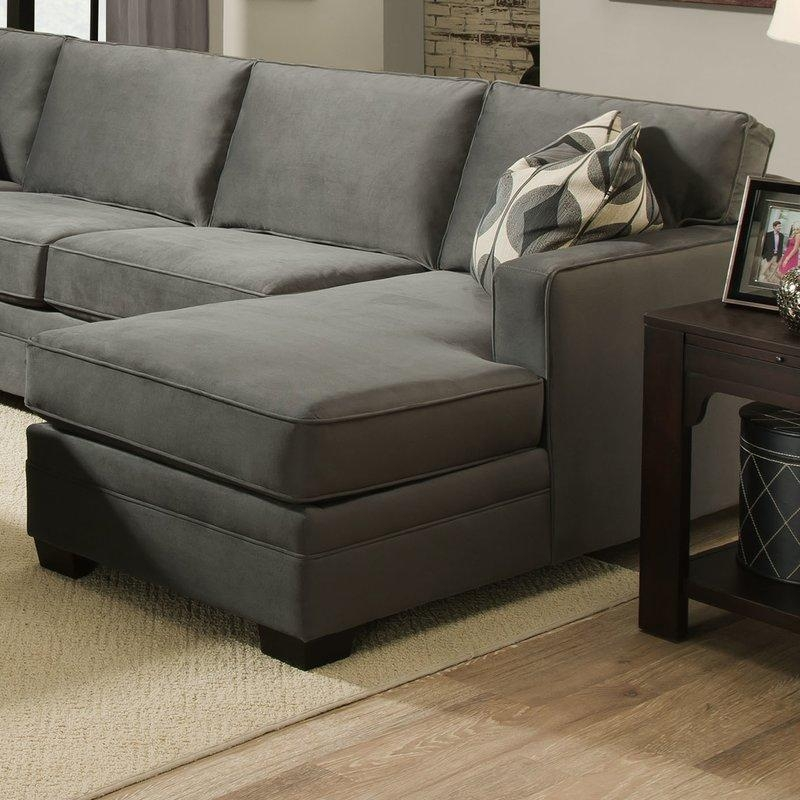 Bauhaus Cole Sectional & Reviews | Wayfair In Bauhaus Furniture Sectional Sofas (View 19 of 20)
