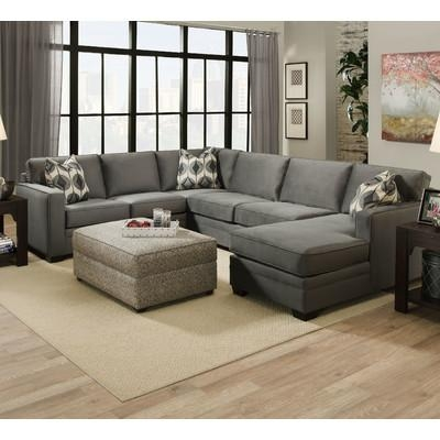 Bauhaus Cole Sectional & Reviews | Wayfair Within Bauhaus Furniture Sectional Sofas (View 3 of 20)