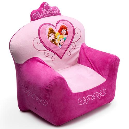Bbr Baby | Rakuten Global Market: Delta Disney Princess Club With Regard To Childrens Sofa Chairs (Image 5 of 20)