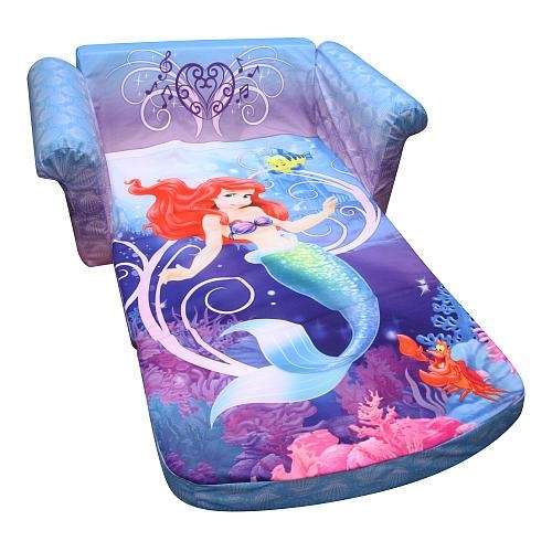 Bbr Baby | Rakuten Global Market: Disney Disney Princess Little Within Flip Open Couches (Image 6 of 20)