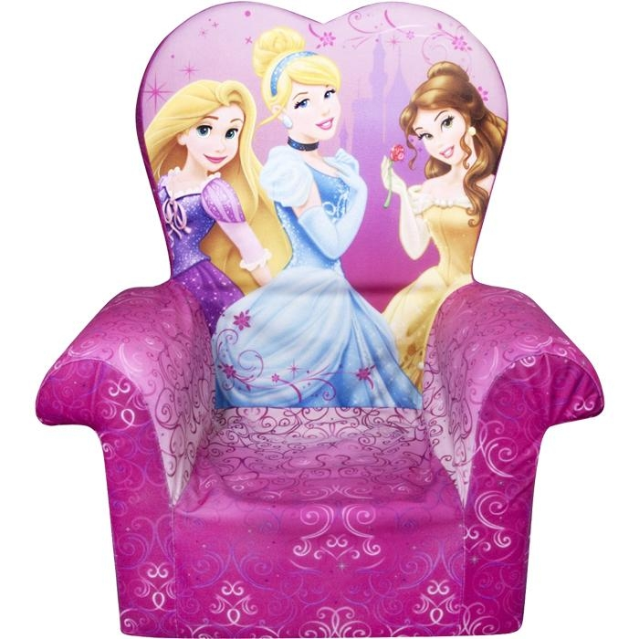 Bbr Baby | Rakuten Global Market: Marshmallow Highback Chair &quot In Disney Princess Sofas (View 13 of 20)