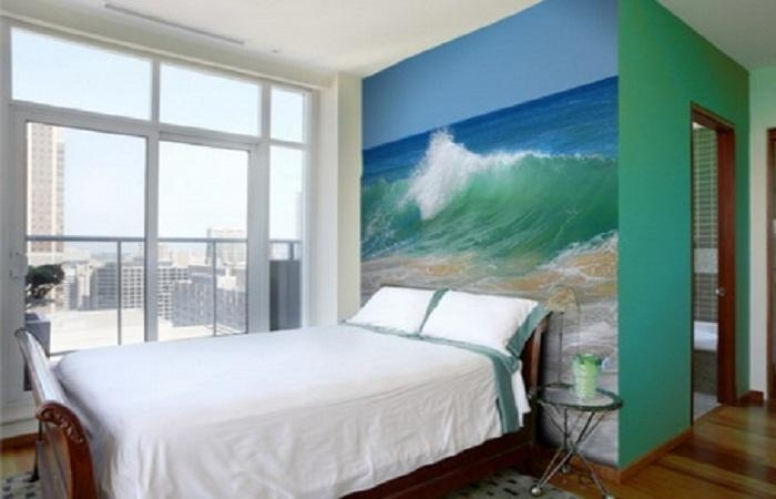Beach Bedroom Wall Decor | Room Remodel Throughout Beach Wall Art For Bedroom (Image 11 of 20)