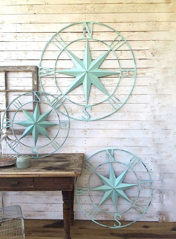 Beach House Wall Decor Ideas | Brucall Pertaining To Beach Cottage Wall Decors (Image 6 of 20)