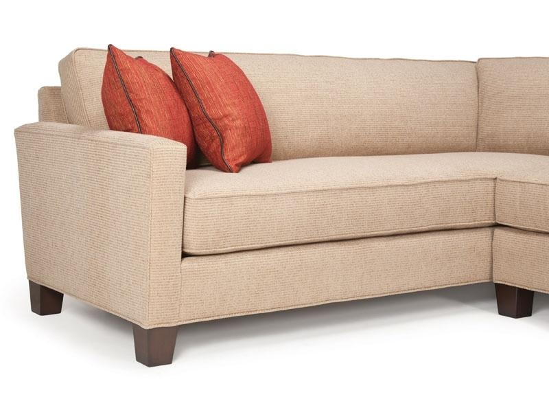 Bench Cushion Sofa Single Cushion Sofas Hotornotlive | Outdoor Intended For Bench Cushion Sofas (View 6 of 20)