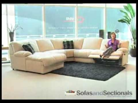 Berkline Model 496 Contemporary Reclining Loveseat – Sofas And Within Berkline Couches (Image 6 of 20)