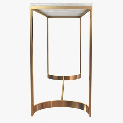 Bernhardt Blanchard Console Table 3D Model | Cgtrader With Regard To Bernhardt Console Tables (Image 7 of 20)