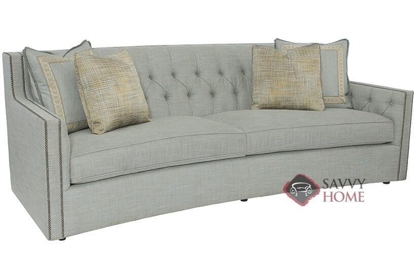 Bernhardt Brae Leather Sofa With Regard To Bernhardt Brae Sofas (View 17 of 20)