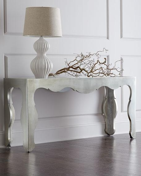 Bernhardt Fabiani Console Regarding Bernhardt Console Tables (Image 8 of 20)