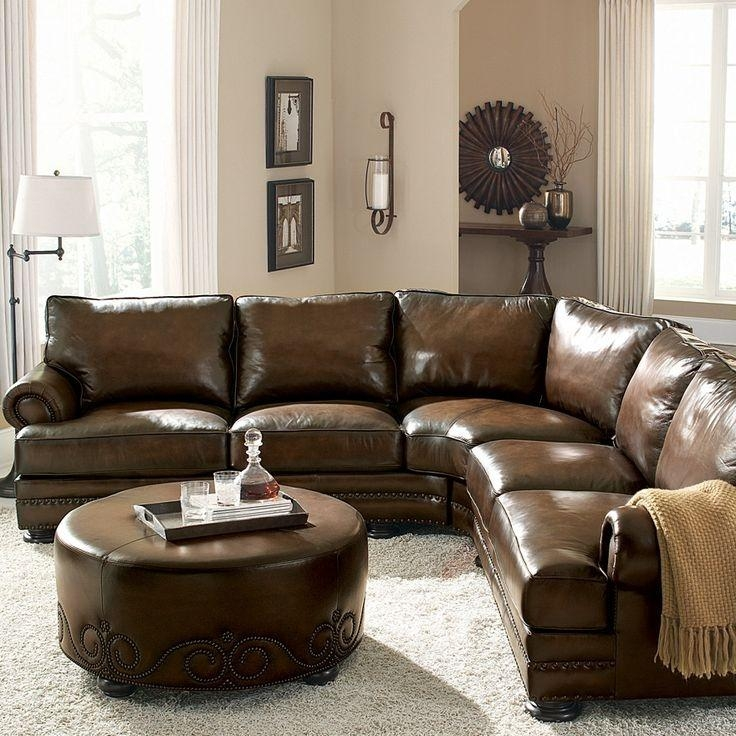 Bernhardt Foster Leather Sofa | Fraufleur Regarding Foster Leather Sofas (View 18 of 20)