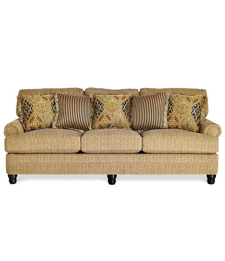 "Bernhardt ""hamlin"" Sofa On Sale At Dillards For $ (Image 5 of 20)"