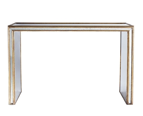 Bernhardt Salon Console Table Look 4 Less Pertaining To Bernhardt Console Tables (Image 10 of 20)