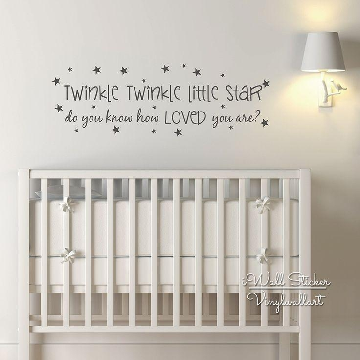 Best 10+ Baby Wall Quotes Ideas On Pinterest | New Baby Quotes For Baby Wall Art (Image 8 of 20)
