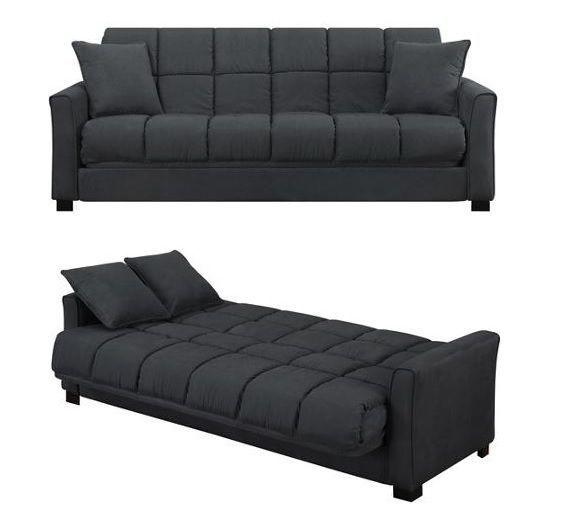 Best 10+ Contemporary Sleeper Sofas Ideas On Pinterest | Modern Intended For Small Black Futon Sofa Beds (Image 3 of 20)