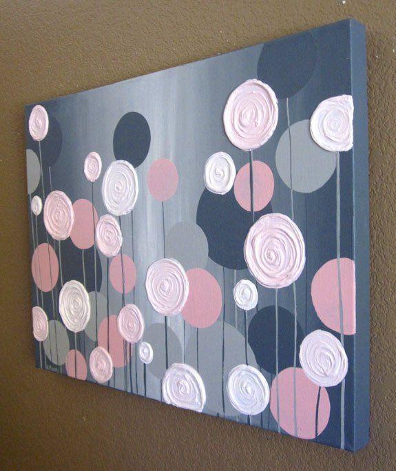 Best 10+ Diy Wall Art Ideas On Pinterest | Diy Art, Diy Wall Decor Pertaining To Diy Pinterest Canvas Art (View 16 of 20)