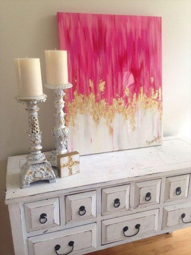 Best 10+ Diy Wall Art Ideas On Pinterest | Diy Art, Diy Wall Decor With Regard To Pinterest Diy Wall Art (Image 5 of 20)