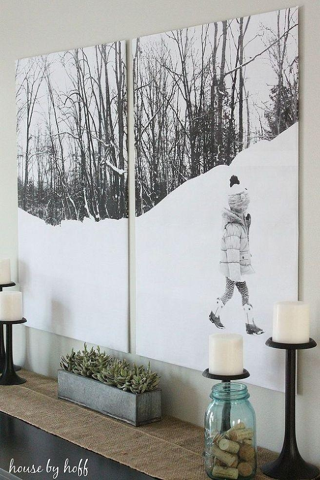 Best 10+ Modern Wall Art Ideas On Pinterest | Modern Decor, Chic Regarding Oversized Modern Wall Art (View 18 of 20)