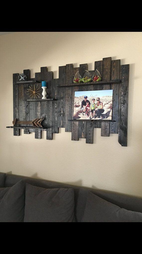 Best 10+ Pallet Wall Decor Ideas On Pinterest | Pallet Walls, Wood In Dark Wood Wall Art (View 18 of 20)