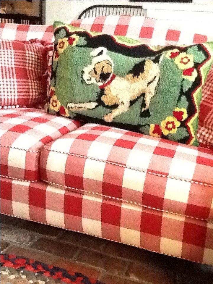 Best 10+ Plaid Sofa Ideas On Pinterest | Plaid Couch, Sofa And Pertaining To Buffalo Check Sofas (View 11 of 20)