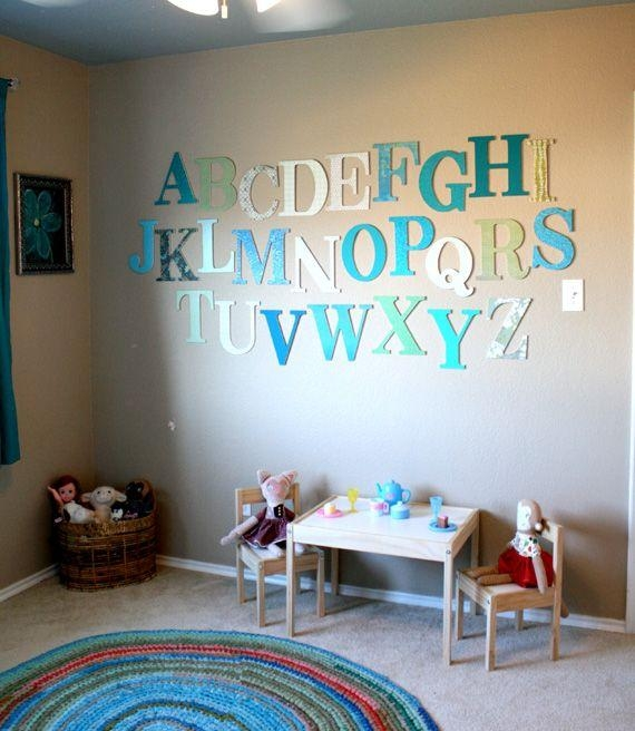 Best 10+ Playroom Wall Decor Ideas On Pinterest | Playroom Decor Intended  For Playroom Wall